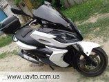 Мотоцикл KYMCO K-XCT 300i ABS