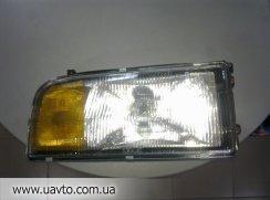Фара передняя правая  на Mercedes  Actros