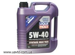 Масло моторное SAE 5W-40 Liqui Moly 4л