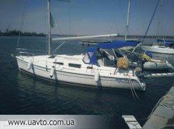 Яхта Hunter 33