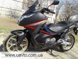 Мотоцикл Honda INTEGRA 750AVTOMAT