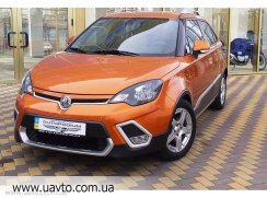 MG MG3 Cross