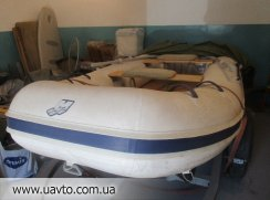 Лодка Quicsilver 340