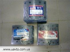 Тормозные накладки на Iveco