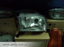 Противотуманные фары  на Chevrolet Aveo