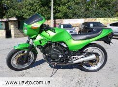 Мотоцикл Honda VT 250