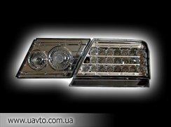 Фара задняя Польша Lada 2115     Светодиодная оптика