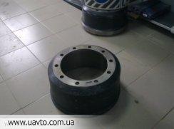 Тормозной барабан на Iveco