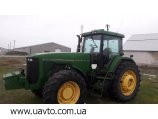 Трактор Johh Deere 8100