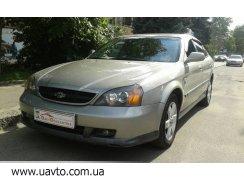 Chevrolet Evanda SX