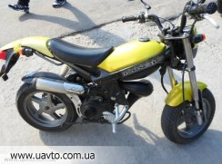 Мотоцикл Suzuki Street Magic