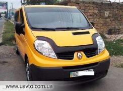 Renault Trafic пасс.