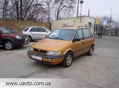 Mitsubishi Space Runner
