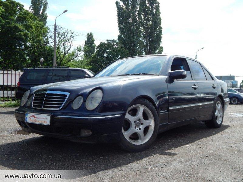 Mercedes-Benz E 430