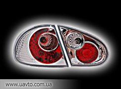 Фара задняя Польша Daewoo Lanos/Sens