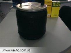 Пневморесоры  на Iveco EuroCargo