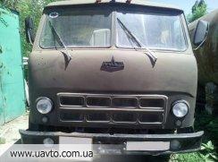 Бензовоз МАЗ 5334