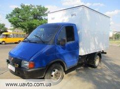 ГАЗ 33021 Газель