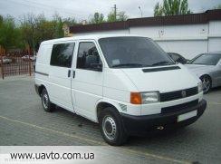 Volkswagen Transporter T4 груз/па