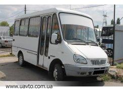 ГАЗ БАЗ - 2215