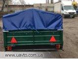 Прицеп прицеп Днепр-170 купить новые легковые прицепы от завода
