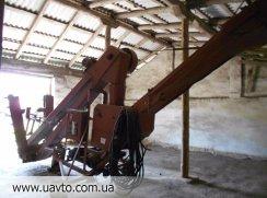Зерноочиститель Зернометатель ЗМ-60 А