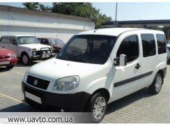 Fiat Doblo Пассажир
