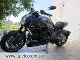 Мотоцикл Dukatti Diavel Carbon