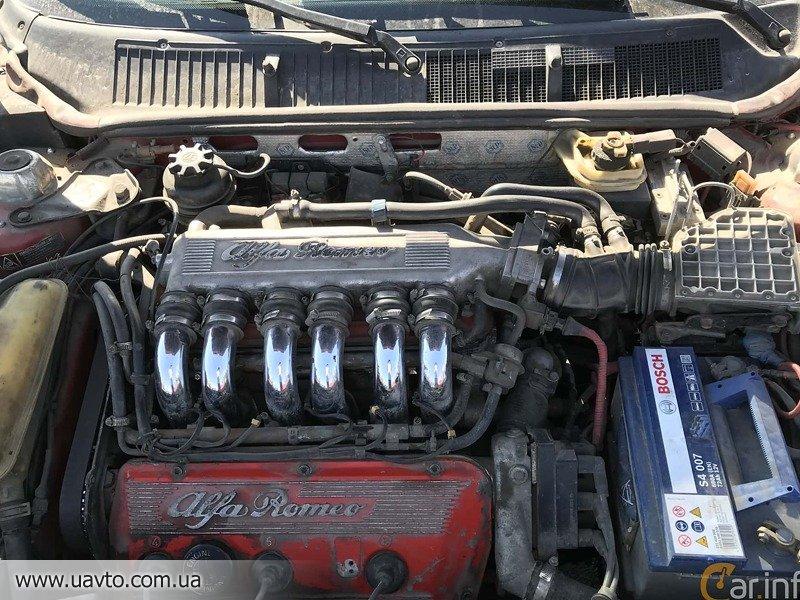 Alfa Romeo Alfa155