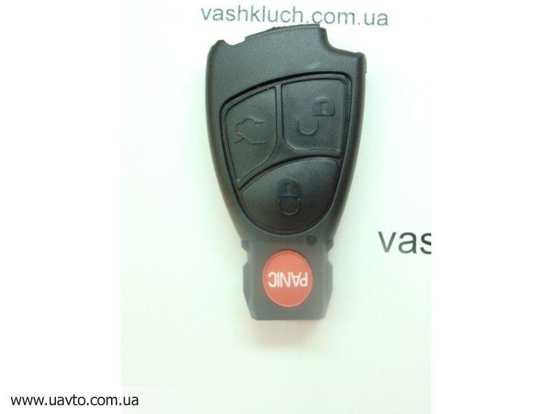 01.06.03/30.11  Одесса Ремкомплект M Benz 3кн автоключ с чипом