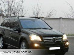 Mercedes-Benz GL-Class BRABUS
