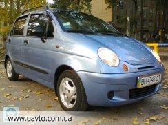 Daewoo Matiz - automatic.