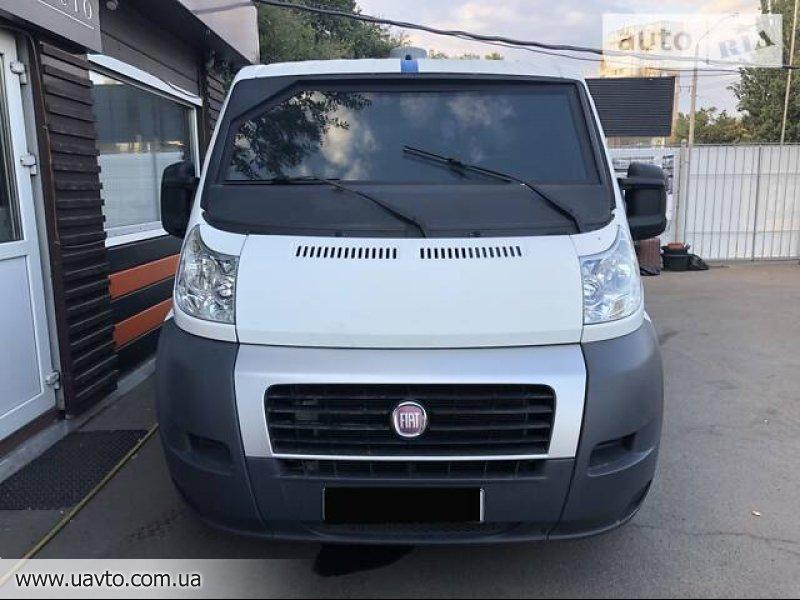 Fiat Ducato груз.-пасс.