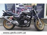 Мотоцикл  Honda  CB400 Super Four Vtec 3