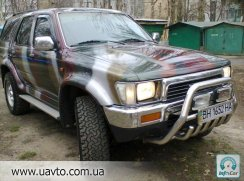 Toyota Land Cruiser - 4Runner.