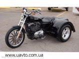 Мотоцикл Harley Davidson XL1200L