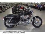 Мотоцикл Harley Davidson XL1200C Custom
