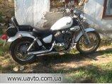 Мотоцикл Ямаха Virago