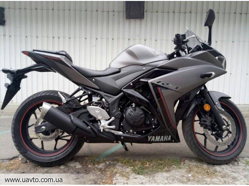 Мотоцикл Yamaha YZF-R 3
