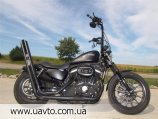 Мотоцикл Harley Davidson Sportster Iron XL883N