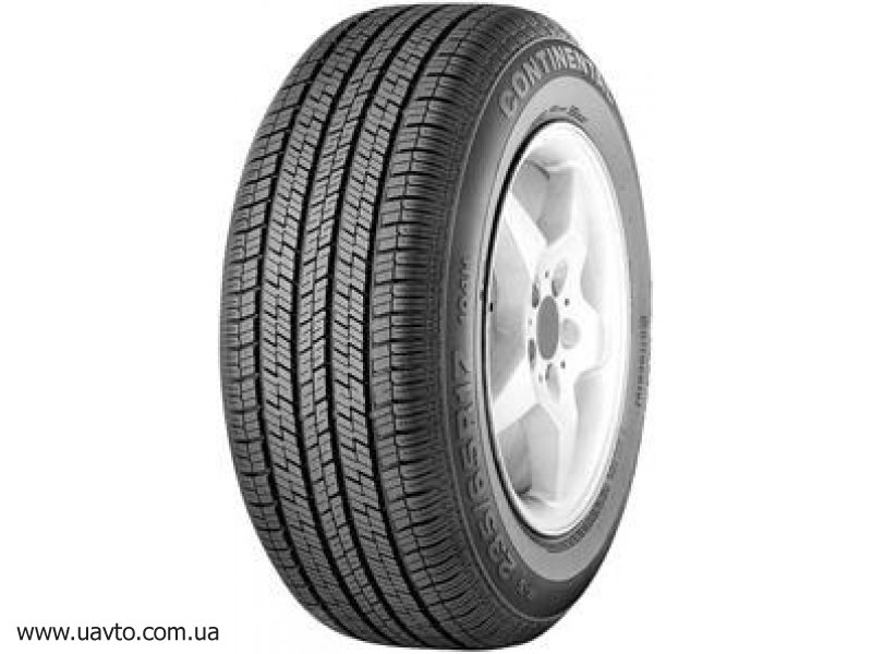 Шины 265/60R18 Continental 110H CONTI4X4CONTACT