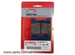 Колодки Yamaha X2 тип 2314