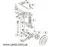 Рычаг Оригинал MAZDA BP4K-28-C10B