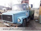 Автовышка ГАЗ 53-А