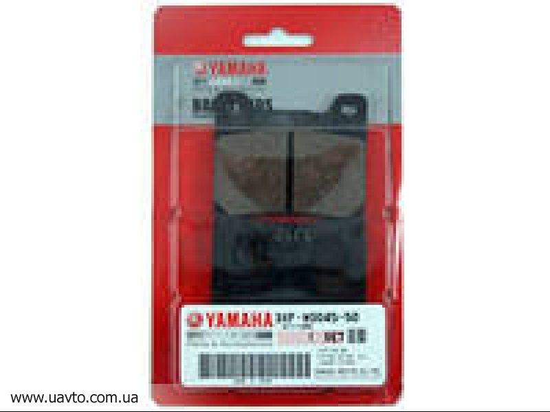 Колодки Yamaha X2 тип 2398