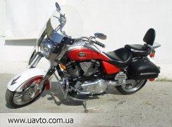 Мотоцикл Victory  Kingpin 1500