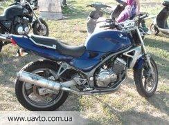 Мотоцикл Kawasaki Balius-ZR250