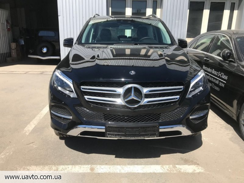 Mercedes-Benz 250d 4MATIC