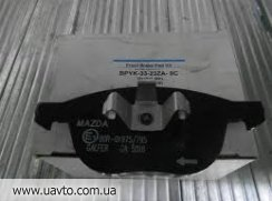 Колодки Япония BPYK-33-23ZA