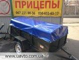 Прицеп КНОТТ-31 усиленный БТ-450